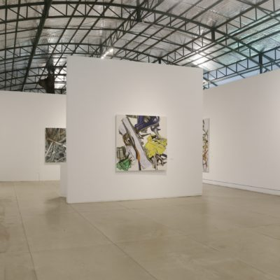 NGINDEUW: A Solo Exhibition of Arya Sudrajat