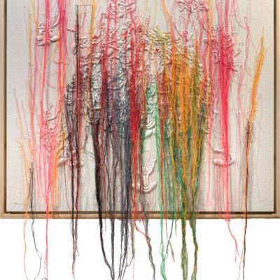 Collective Fragment - a Solo Exhibition by Made Wiguna Valasara